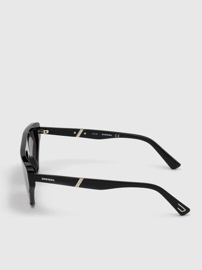 Diesel - DL0322, Black - Sunglasses - Image 3
