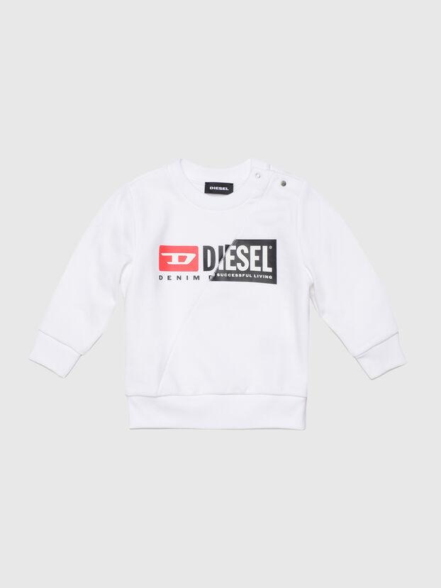 SGIRKCUTYB, White - Sweaters