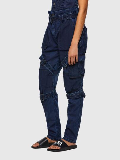 Diesel - D-Fedry JoggJeans® 0CBBZ, Dark Blue - Jeans - Image 7