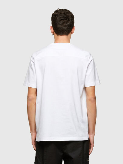 Diesel - T-WORKAN, White - T-Shirts - Image 2
