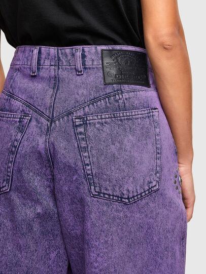 Diesel - D-Concias 009RR, Violet - Jeans - Image 5