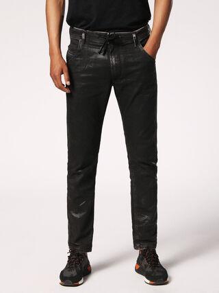 KROOLEY CB JOGGJEANS 084HH, Black Jeans