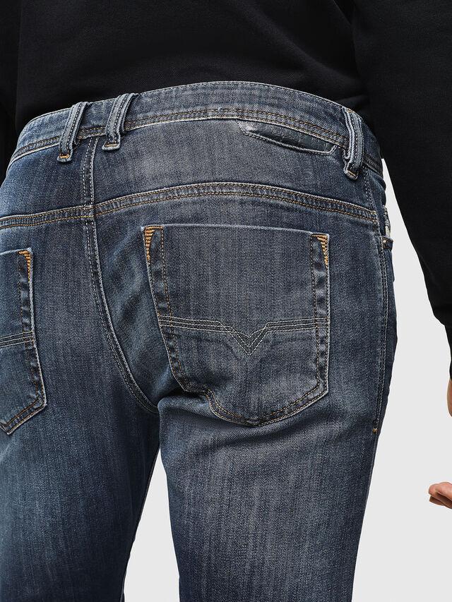 Diesel Safado 0885K, Dark Blue - Jeans - Image 4