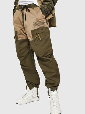 P-LUKK, Military Green - Pants