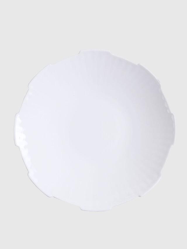 Living 10989 MACHINE COLLEC, White - Plates - Image 1