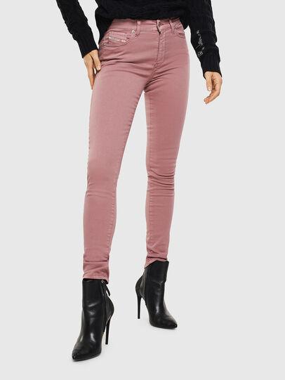 Diesel - D-Roisin 0096H, Hot pink - Jeans - Image 1