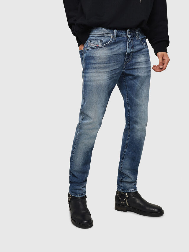 Diesel - Thommer 0853P, Light Blue - Jeans - Image 1