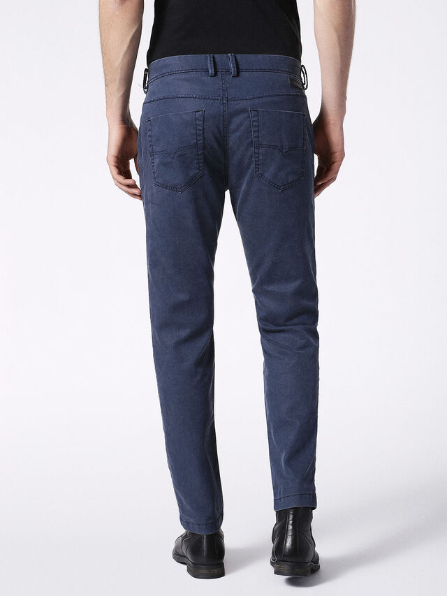Diesel - SLIM-CHINO-M JOGGJEANS 0685E, Blue - Jeans - Image 2