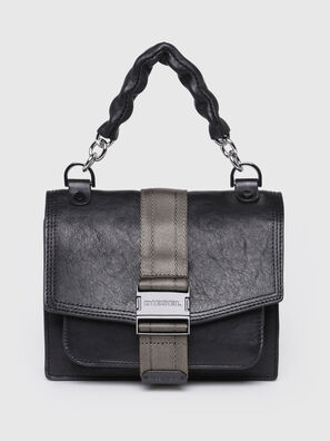 MISS-MATCH CROSSBODY, Anthracite - Crossbody Bags