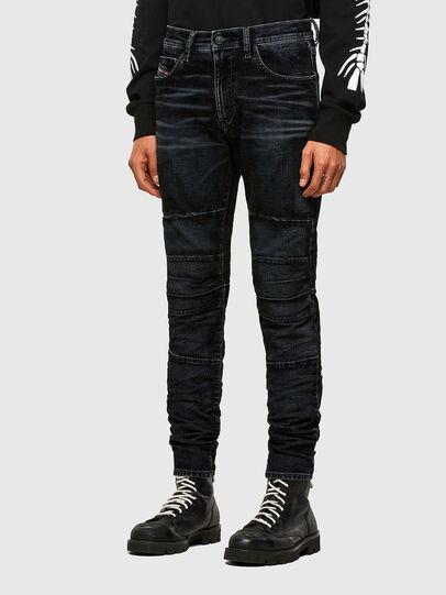 Diesel - D-Strukt JoggJeans® 069TG, Black/Dark grey - Jeans - Image 7