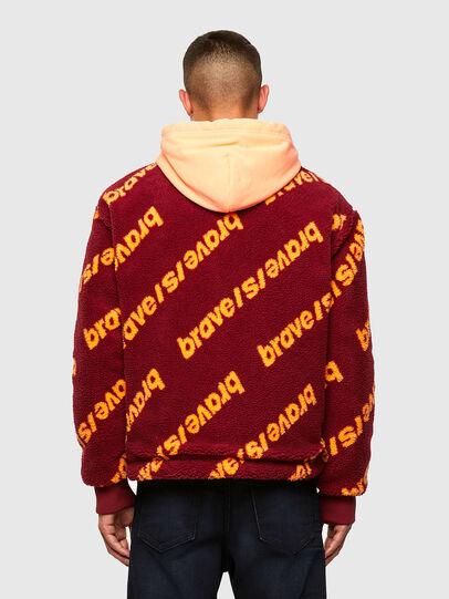 Diesel - W-DEMOREO, Brown - Winter Jackets - Image 2