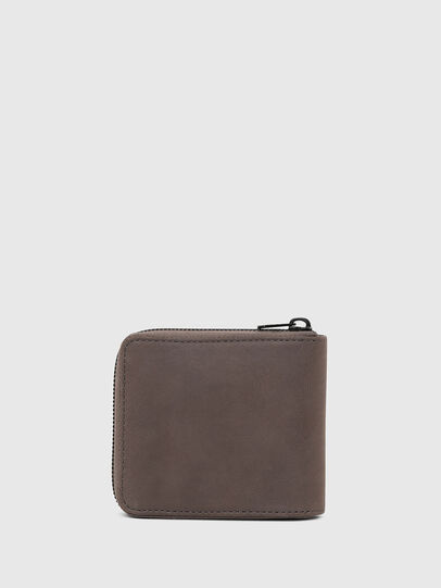 Diesel - ZIPPY HIRESH S WITH, Dark grey - Zip-Round Wallets - Image 2