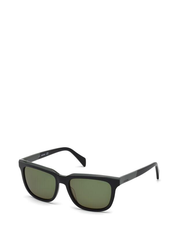 Diesel - DL0224, Green - Eyewear - Image 4
