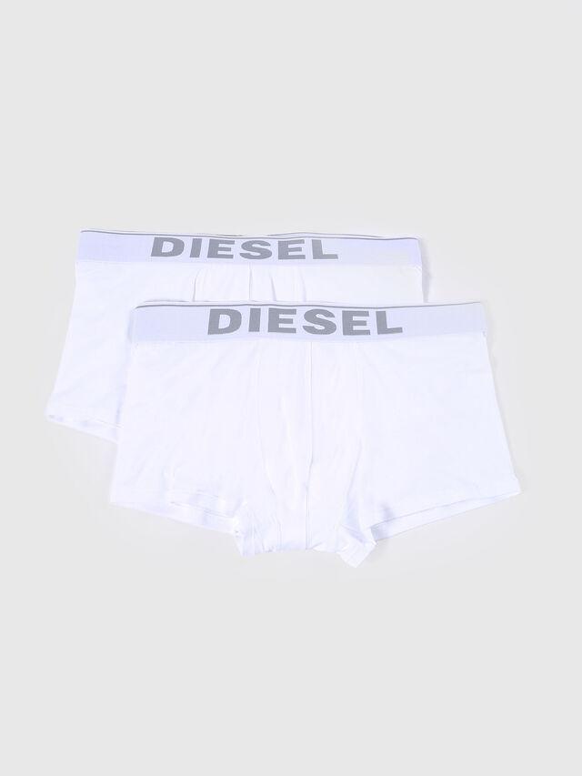 Diesel - UMBX-KORYTWOPACK, White - Trunks - Image 1