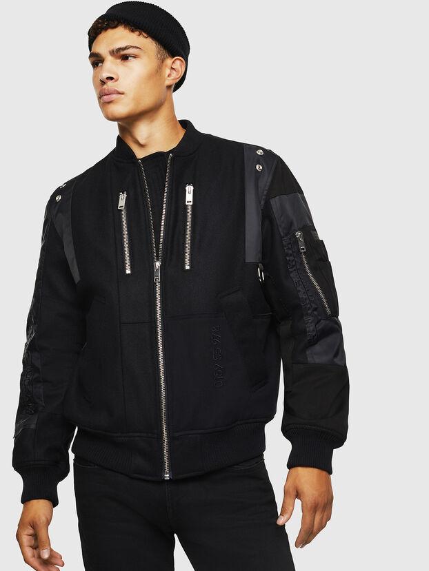 W-GARBO, Black - Winter Jackets