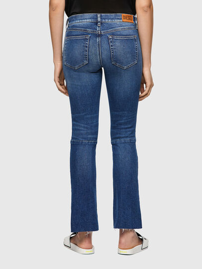 Diesel - Slandy 009ZW, Medium blue - Jeans - Image 2