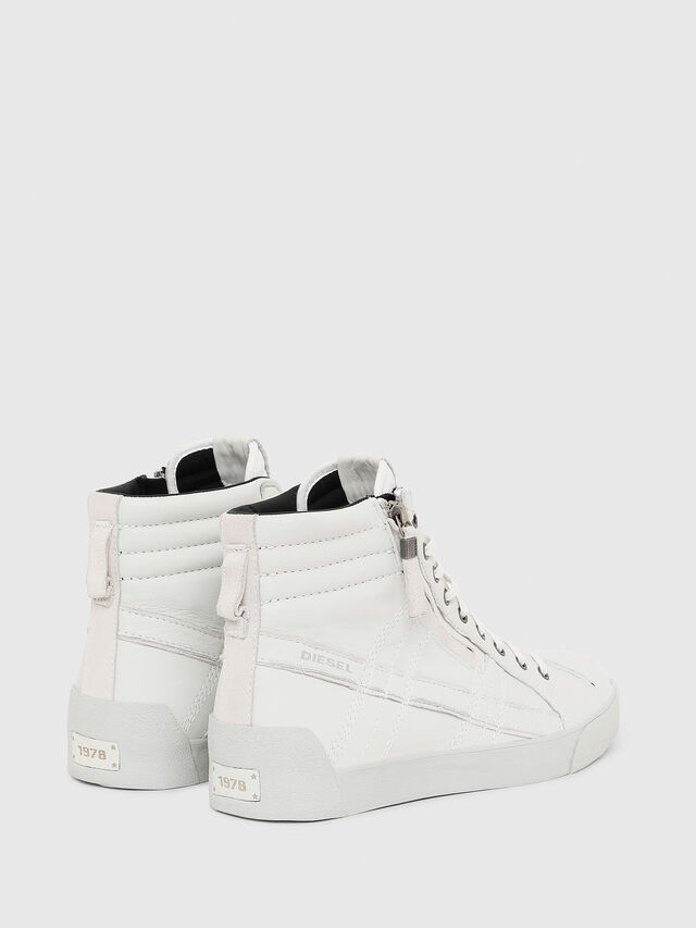 Diesel D-STRING PLUS, White - Sneakers - Image 3