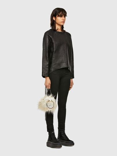 Diesel - M-NADYA, Black - Knitwear - Image 5