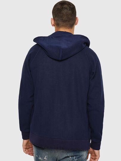 Diesel - S-ERGEY, Blue - Sweaters - Image 2