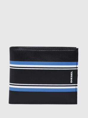 HIRESH S, Blue - Small Wallets