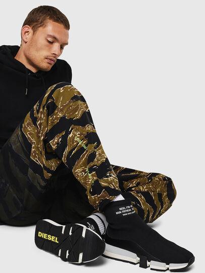 Diesel - H-PADOLA HIGH SOCK, Black - Sneakers - Image 6
