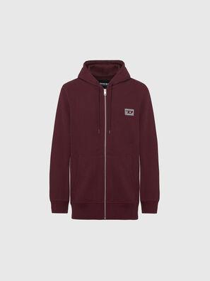 UMLT-BRANDON-Z, Bordeaux - Sweaters