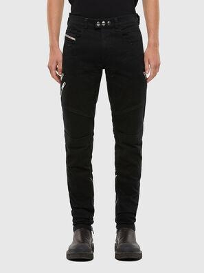 D-Dean 069QV, Black/Dark grey - Jeans