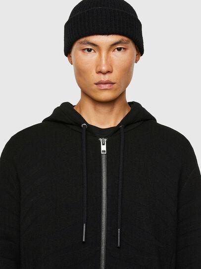 Diesel - K-ALAMAN, Black - Knitwear - Image 3