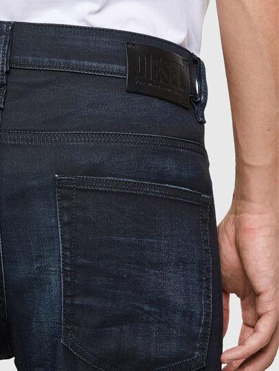 Diesel - D-REEFT JoggJeans® 069RB, Dark Blue - Jeans - Image 5