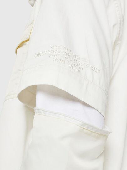 Diesel - S-KOSOV, White - Shirts - Image 5