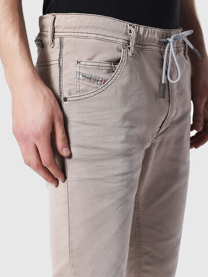 Diesel - Krooley JoggJeans 0670M, Light Brown - Jeans - Image 3