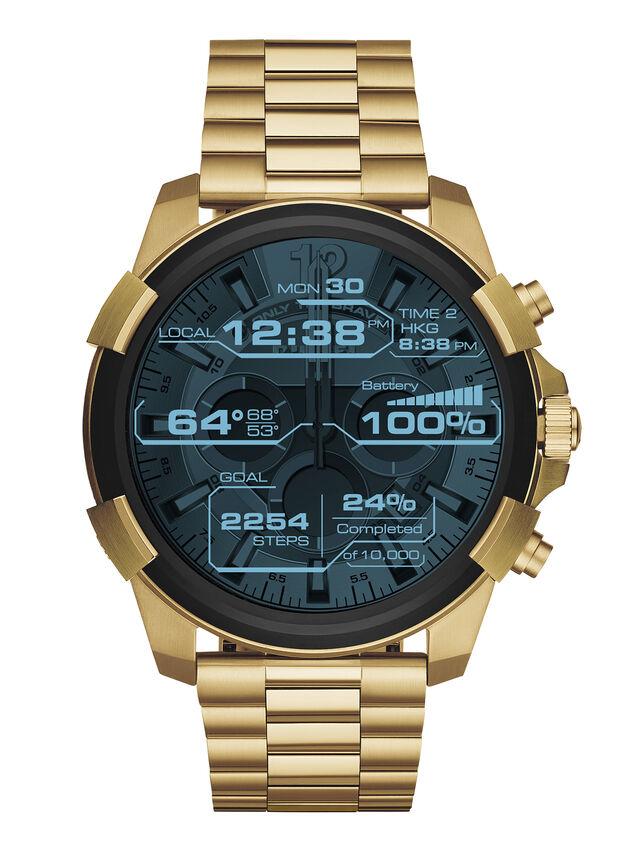 Diesel DT2005, Gold - Smartwatches - Image 2