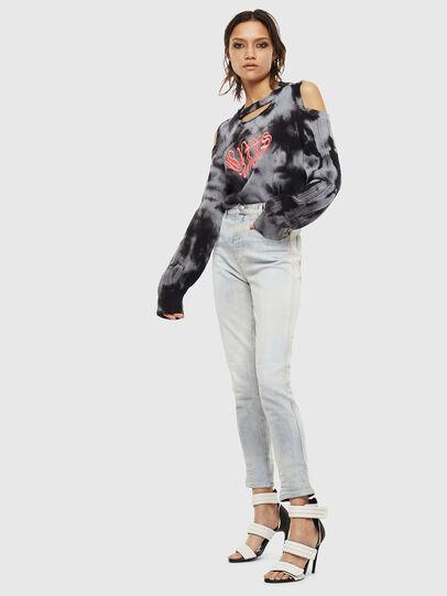 Diesel - M-BOBBY, Black/White - Knitwear - Image 6
