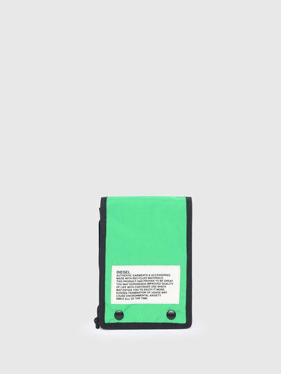 Diesel - ANKO WP, Green/Blue - Crossbody Bags - Image 1