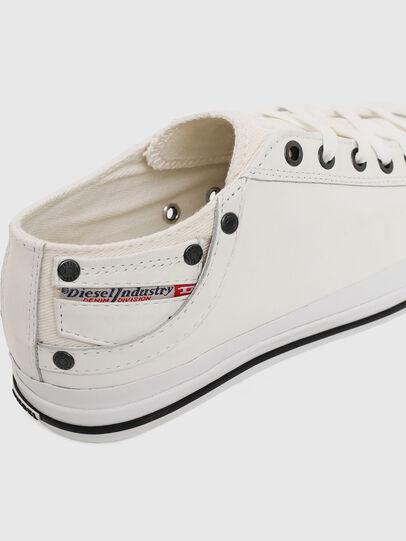 Diesel - EXPOSURE IV LOW  W, White - Sneakers - Image 4
