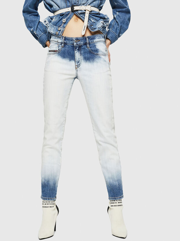 D-Rifty 084AR, Light Blue - Jeans