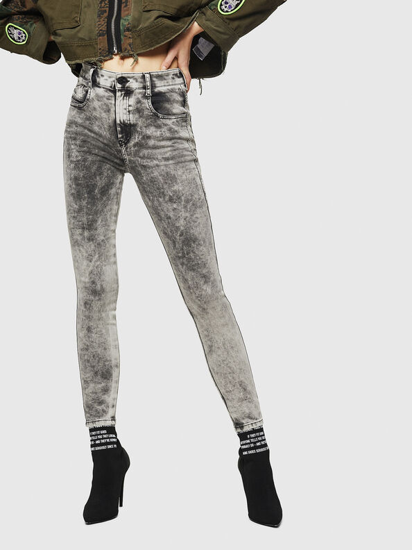 Slandy High 069GQ,  - Jeans