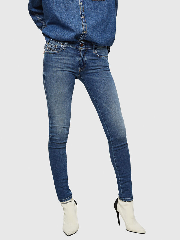 Slandy Low 083AN,  - Jeans