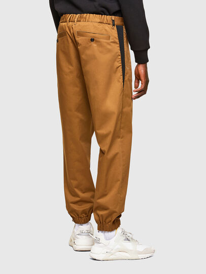 Diesel - P-LEVOS, Brown - Pants - Image 6