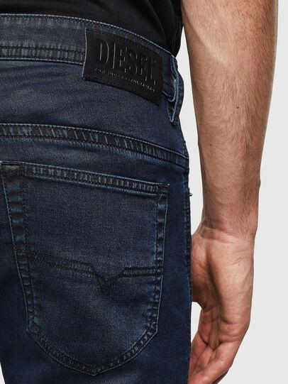 Diesel - Thommer JoggJeans 069MG, Dark Blue - Jeans - Image 4