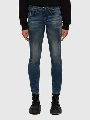 D-Ollies JoggJeans 069NM, Medium blue - Jeans