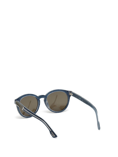 Diesel - DM0199, Green - Sunglasses - Image 2