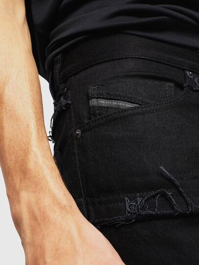 Diesel - TYPE-2813-X, Black - Jeans - Image 6