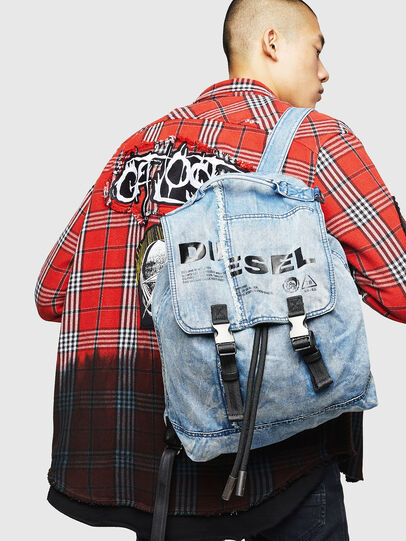 Diesel - VOLPAGO BACK,  - Backpacks - Image 7