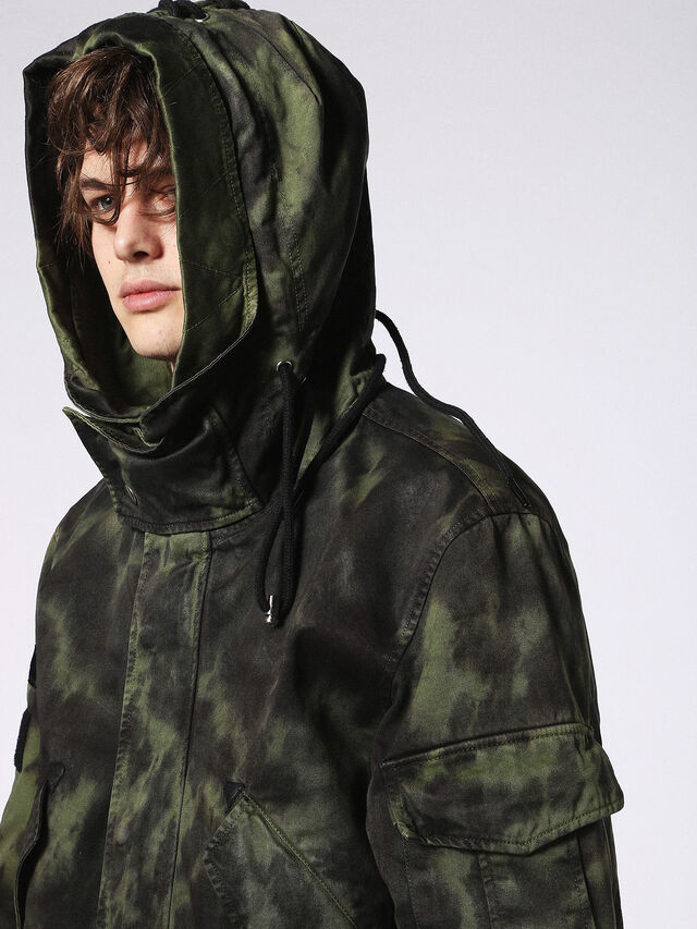 J-CRAZY-T, Green Camouflage