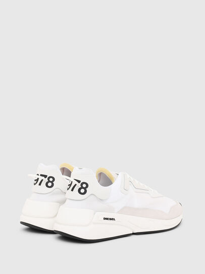 Diesel - S-SERENDIPITY LC, White - Sneakers - Image 3