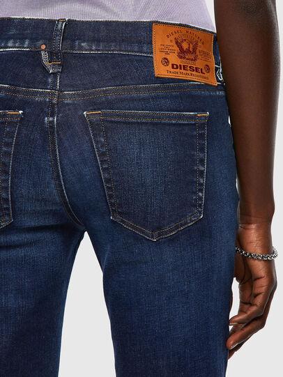 Diesel - D-Ebbey 09A30, Dark Blue - Jeans - Image 3