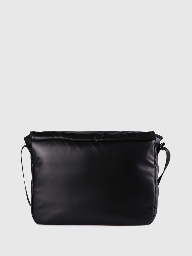 Diesel F-DISCOVER MESSENGER, Black - Crossbody Bags - Image 2