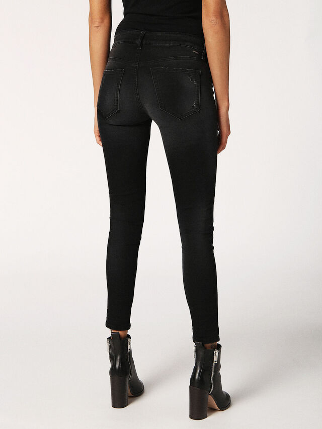 SLANDY 0687S, Black Jeans