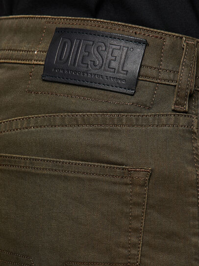 Diesel - Buster 0699P, Military Green - Jeans - Image 4